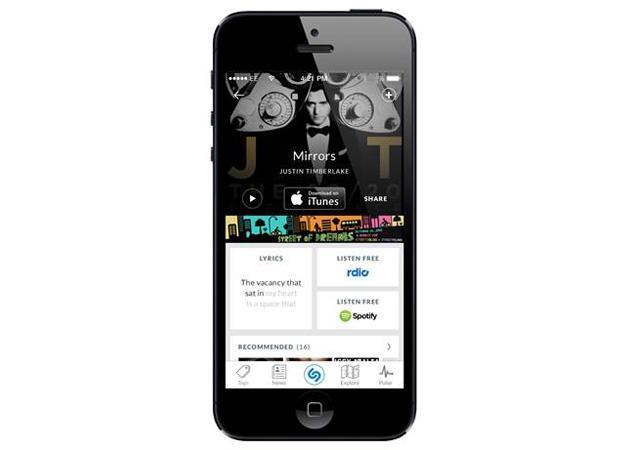 Bloomberg: Apple wants to plug Shazam directly into iOS