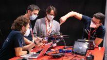 Leonardo: Politecnico Milano si aggiudica prima edizione Drone Contest
