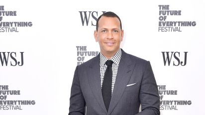 Alex Rodriguez Admits He Has a Burner Instagram Account So He Can Follow His Daughters on Social Media