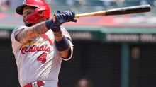 Reyes 2 HRs, drive almost hits bicyclist, Indians top Cards
