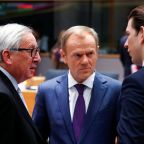 EU leaders express dismay after May's Brexit defeat