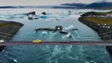 征服浩瀚-Lamborghini「SSUV」Urus 遠征冰島仙境