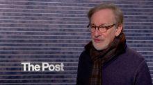 True story: Steven Spielberg still gets first-day filming jitters