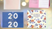 10 best 2020 calendars to inspire a more organised you in the new year