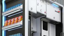 航空展推新發明 空中都有自助販賣機