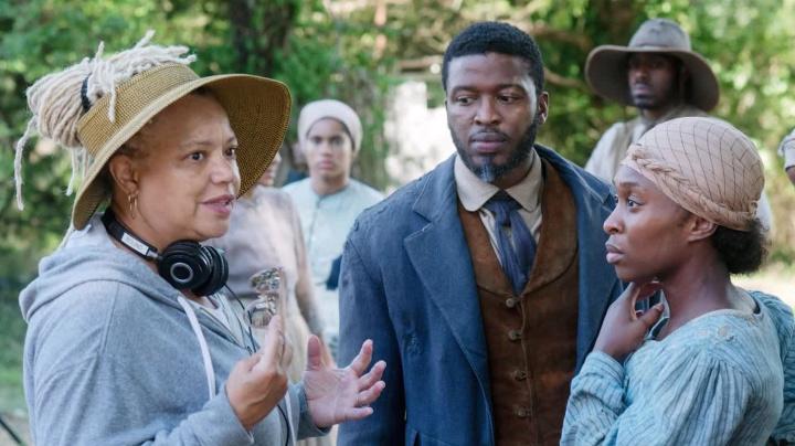 'Harriet' director Kasi Lemmons talks black representation in Hollywood