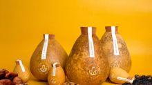 La original solución para combatir los envases de plástico: utilizar calabazas secas