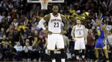 LeBron James calls the Warriors 'great for our league'