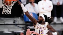 League-leading Utah Jazz fall to hungry Los Angeles Lakers in overtime