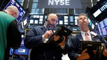 Energy, financials push Wall St higher; tech weighs