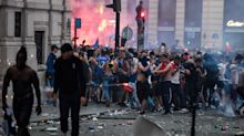 Mondial : incidents, échauffourées et interpellations dans toute la France