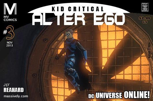 Alter Ego: Issue #3 - DCUO's Streets of Fear