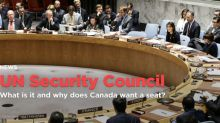What is the UN Security Council and why does Canada want a seat