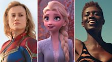 Number of female directors behind top-grossing films reached record high in 2019