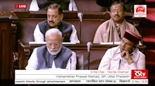 Rajya Sabha Adjourned Over HuffPost Story On Electoral Bonds, Modi Present In The House