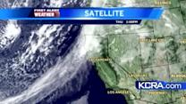 Thursday Weather Update for Northern California 12.20