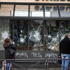 Paris tourist sites reopen after latest protest as Macron faces pressure
