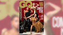 """La version américaine de """"GQ"""" se moque de """"Vanity Fair"""", qui avait (mal) retouché une photo"""