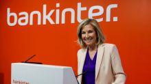 Bankinter sube el 2 % en bolsa tras alcanzar un nuevo récord en su beneficio