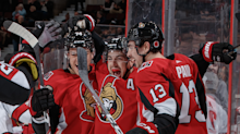 Senators break franchise record with two goals in four seconds