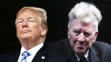 David Lynch rebukes Trump: 'You are causing suffering and division'