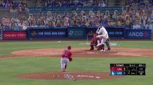 Justin Turner's solo home run