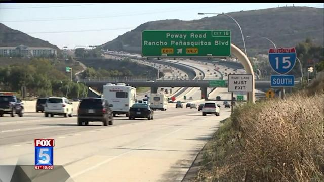 I-15 Closure Expected To Cause Weekend Delays
