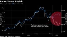 Rupiah Holds Edge Over Rupee in Currency Battle as Polls Near