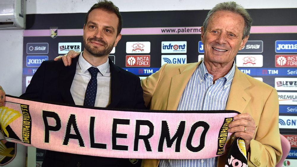 """Palermo, sfogo Zamparini: """"Dipinto come un bambino capriccioso, offerta Baccaglini ridicola"""""""