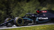 """Eine Katastrophe"": Wo Mercedes bei Hamilton im Dunkeln tappt"