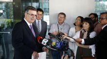Mexico asks US to hasten $5.8 billion aid to Central America
