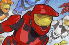 Halo animated series squashed, transcription error to blame