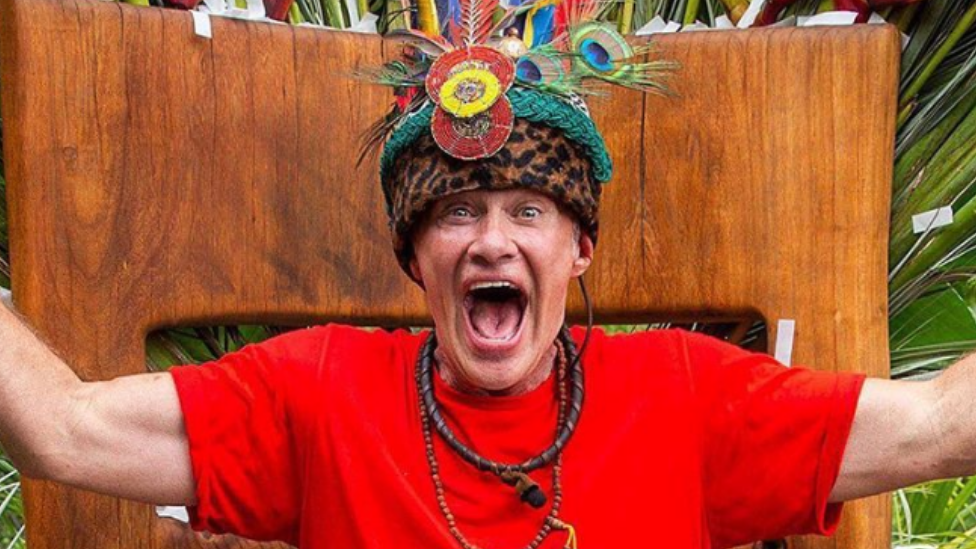 Richard Reid wins I'm A Celeb beating Yvie Jones