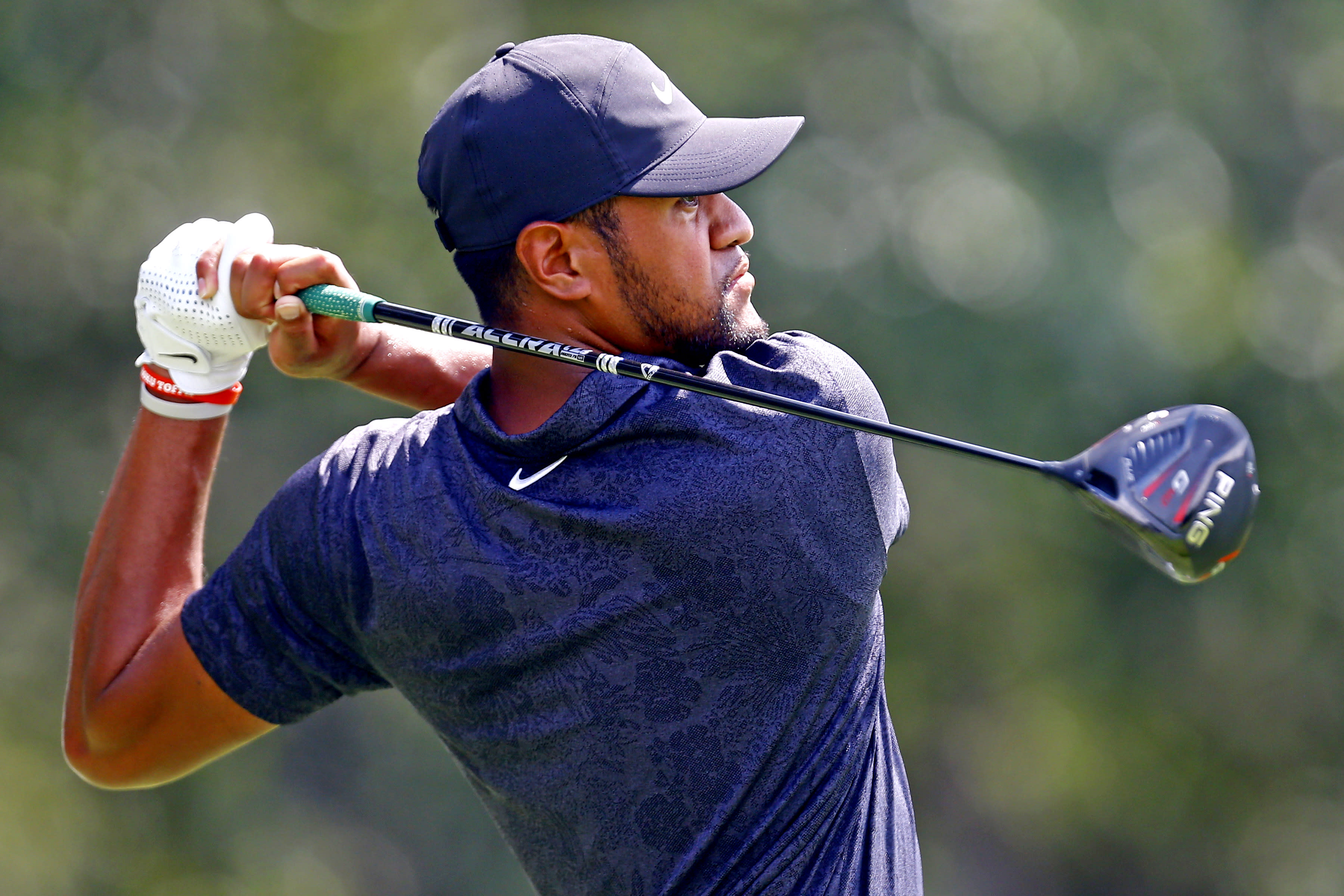 Tony Finau to his Presidents Cup opponents: 'Be ready for a dogfight'