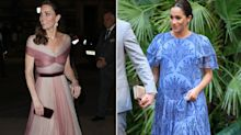 Why Kate Middleton and Meghan Markle can't accept free clothes