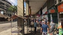 Segunda cidade com mais mortos por Covid-19 no RJ reabre comércio e tem dia movimentado
