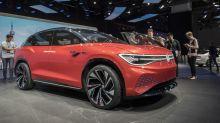 VW roba página de libro de Musk en campaña de vehículo eléctrico