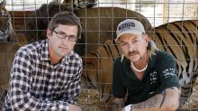 'Shooting Joe Exotic': Louis Theroux gives 'Tiger King' a classy post-script