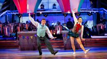 'Strictly's Mike Bushell hits back at critic who says he can't dance
