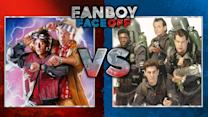 Back to the Future vs Ghostbusters: Fanboy Faceoff
