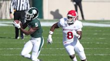 What to make of Jayden Reed 2-fumble, 11-catch debut for Michigan State football