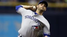Blue Jays' Estrada-Maile battery takes no time to click