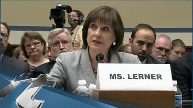 Internal Revenue Service Breaking News: IRS Ousts Lerner