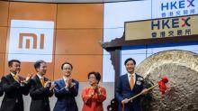 Fabricante chino de teléfonos Xiaomi debuta con caídas en Bolsa de Hong Kong