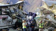 Investigators seek data recorder in California bus crash that killed 13