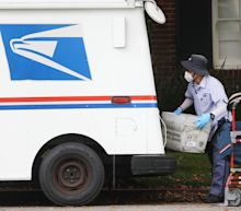 US Postmaster General tells postal workers to leave mail behind if it slows down their route