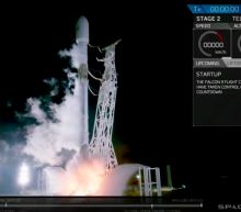 SpaceX boat tries to catch pricey rocket nosecone in the Pacific Ocean, but misses