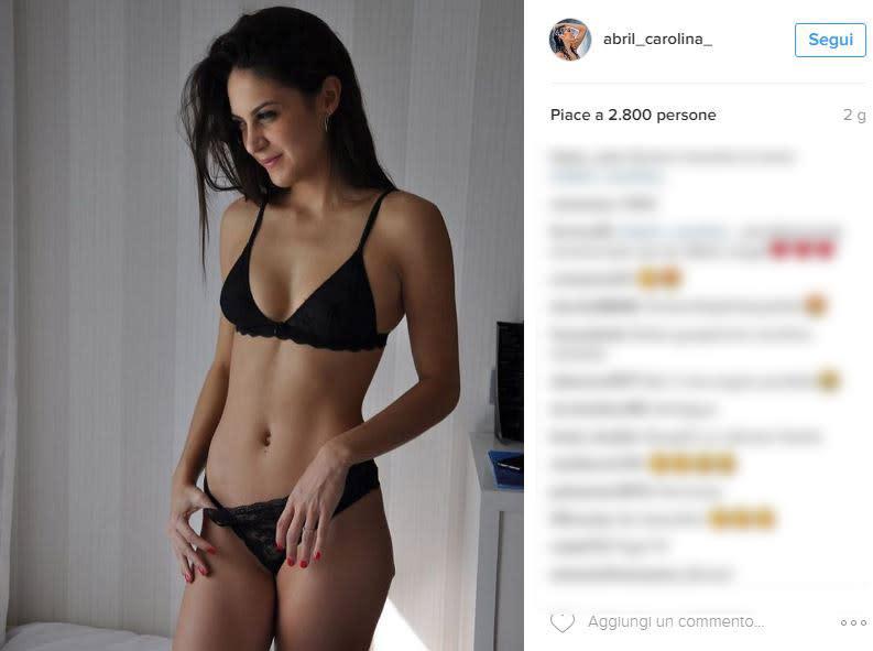 Carolina abril videos porno