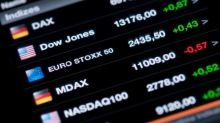 US stock markets bounced slightly on Monday