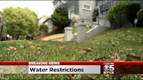 California May Soon Issue Fines For Water Wasters During Record Drought